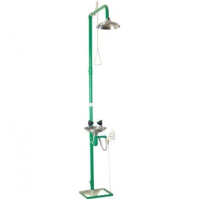 Oczomyjka i prysznic bezpieczeństwa SC 710SS - urządzenie łączone