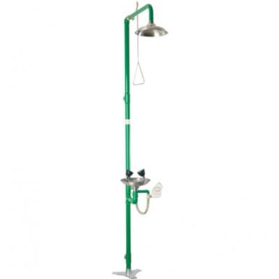 Oczomyjka i prysznic bezpieczeństwa SC 700SS - urządzenie łączone