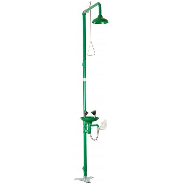 Oczomyjka i prysznic bezpieczeństwa SC 700 - urządzenie łączone